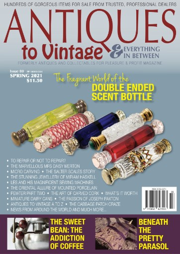 Antiques to Vintage Magazine Subscriptions