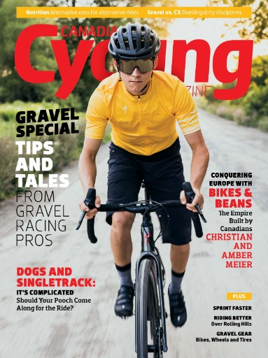 Canadian Cycling Magazine Magazine Subscriptions