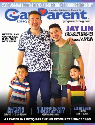 Gay Parent Magazine Magazine Subscriptions