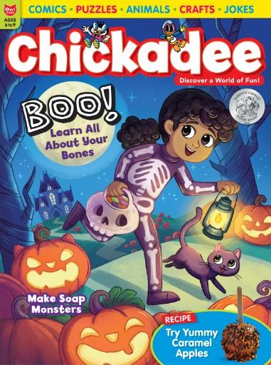 ChickaDEE Magazine Subscriptions