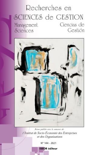 Recherches en Sciences de Gestion Magazine Subscriptions