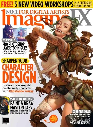 ImagineFX Magazine Subscriptions