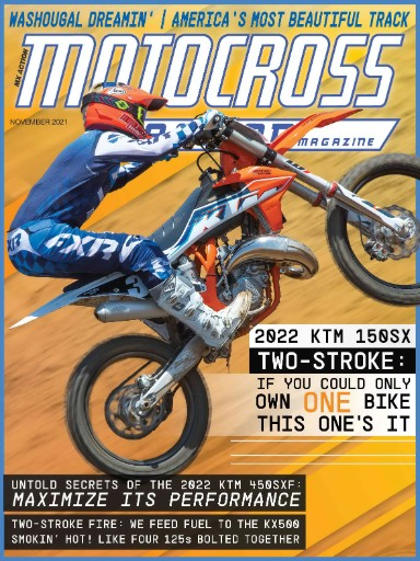 Motocross Action Magazine Magazine Subscriptions
