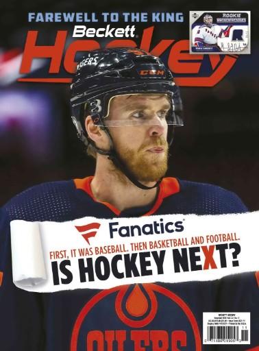 Beckett Hockey Magazine Subscriptions
