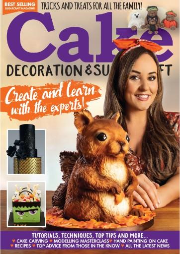 Cake Decoration & Sugarcraft Magazine Subscriptions