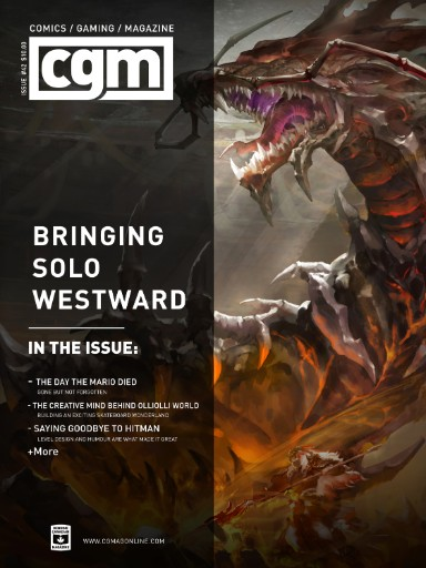 Comics & Gaming Magazine Magazine Subscriptions