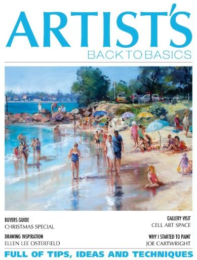 Artist's Back to Basics Magazine Subscriptions