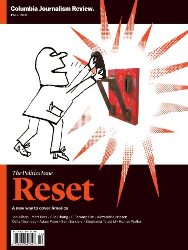 Columbia Journalism Review Magazine Subscriptions