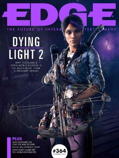 Edge Magazine Subscriptions