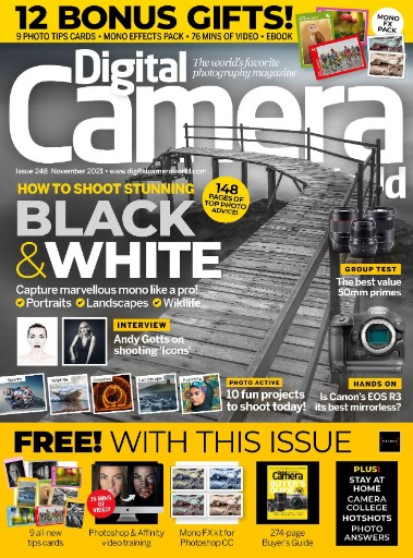 Digital Camera World Magazine Subscriptions