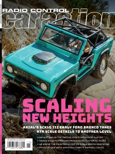 Radio Control Car Action Magazine Subscriptions