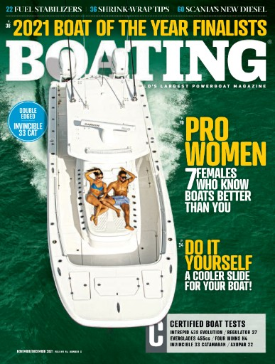 Boating Magazine Subscriptions