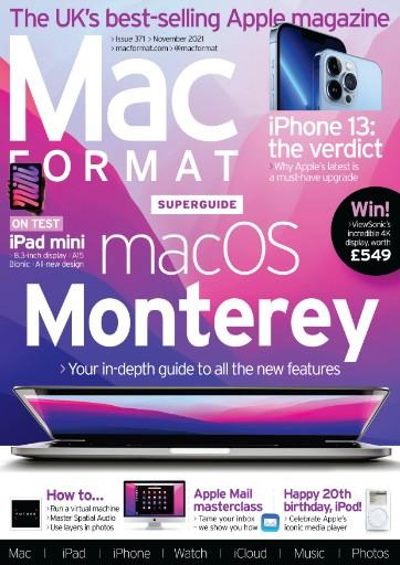 MacFormat Magazine Subscriptions