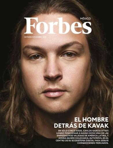 Forbes México Magazine Subscriptions