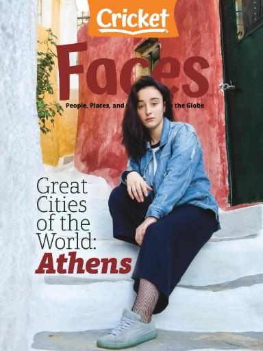 Faces Magazine Subscriptions
