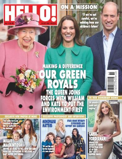 HELLO! Magazine Subscriptions