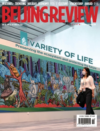 Beijing Review Magazine Subscriptions