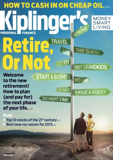 Read the latest issue of Kiplinger's Personal Finance