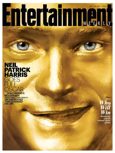Read the latest issue of Entertainment Weekly