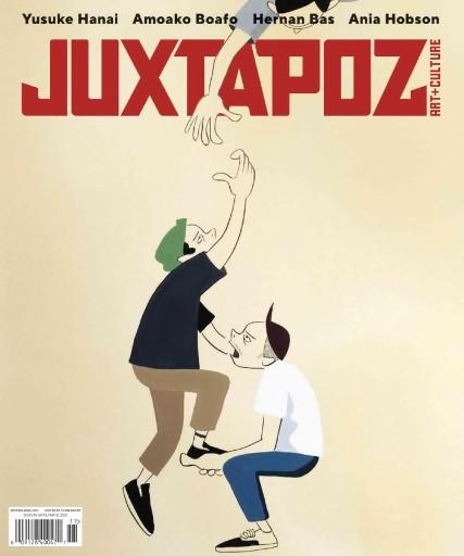 Juxtapoz Art & Culture...
