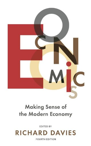 Cover art for Economics : Making Sense of the Modern Economy