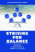Cover: Striving for Balance