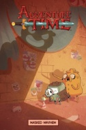Adventure Time: Masked Mayhem Original Graphic Novel Vol. 6