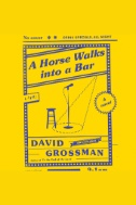 A Horse Walks Into a Bar: A Novel - Audiobook