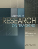 Cover Art: Handbook of Research on Teaching