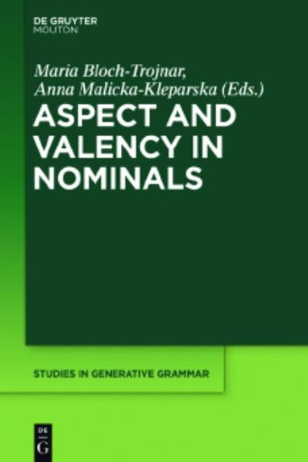 Aspect and Valency in Nominals