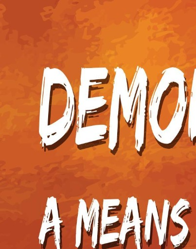 Demonetisation : A Means to an End?