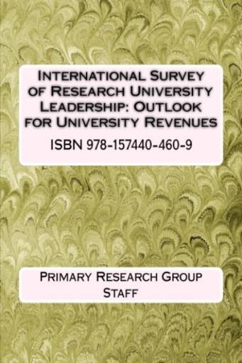 International Survey of Research University Leadership : Outlook for University Revenues