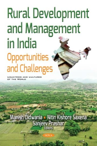 Rural Development and Management in India : Opportunities and Challenges