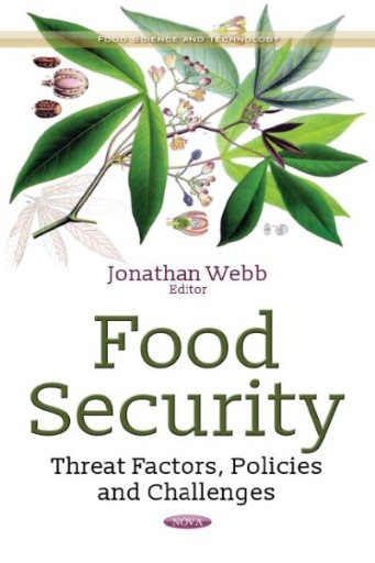 Food Security : Threat Factors, Policies and Challenges