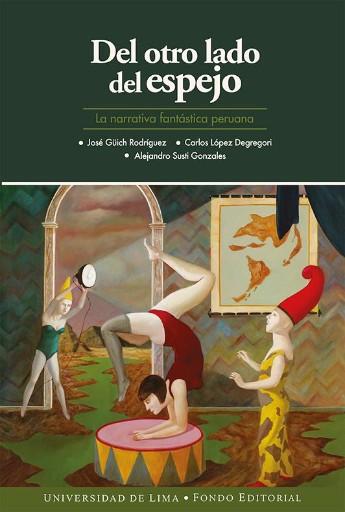 Del otro lado del espejo : La literatura fantástica peruana