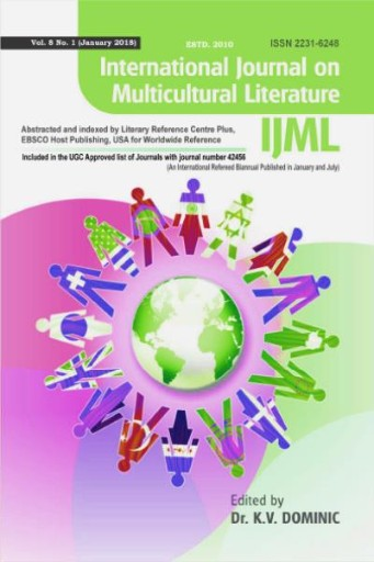 International Journal on Multicultural Literature (IJML) : (A Refereed Biannual Published in January and July)