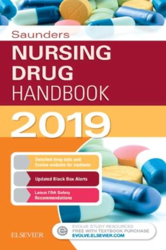Saunders Nursing Drug Handbook 2019 E-Book