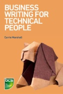 Book cover Business Writing for Technical People