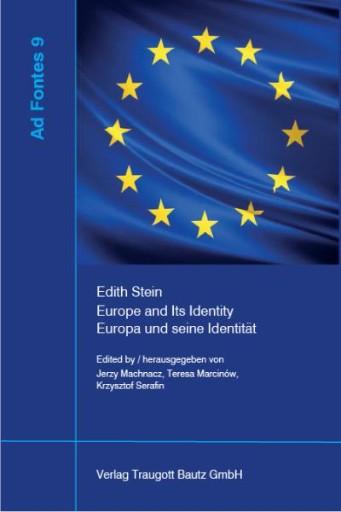 Edith Stein, Europe and Its Identity - Europa Und Seine Identität