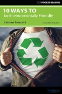 10 ways to be environmentally friendly book cover