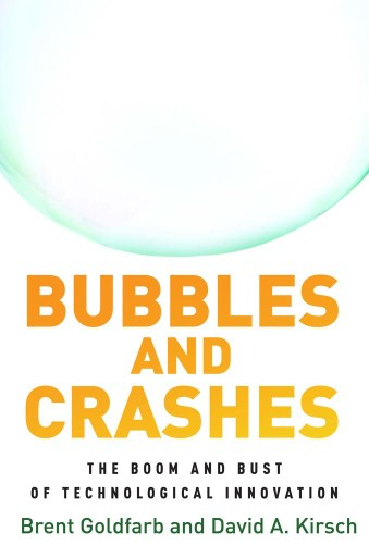 Bubbles and Crashes : The Boom and Bust of Technological Innovation