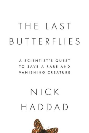 The Last Butterflies : A Scientist's Quest to Save a Rare and Vanishing Creature