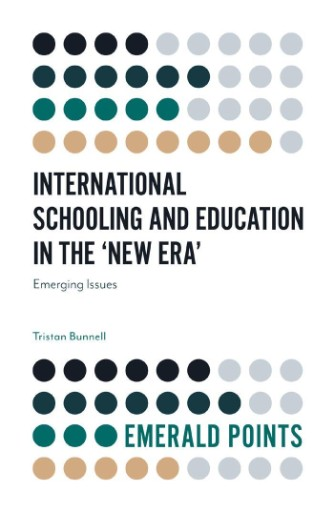 International Schooling and Education in the 'New Era' : Emerging Issues