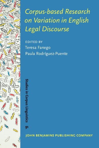 Corpus-based Research on Variation in English Legal Discourse