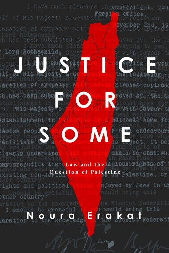 Justice for Some : Law and the Question of Palestine