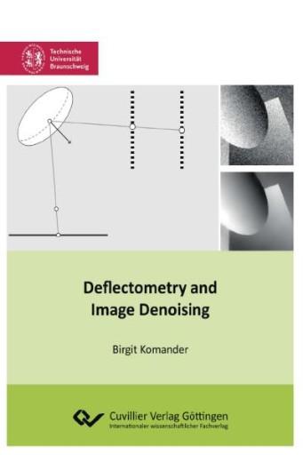 Deflectometry and Image Denoising