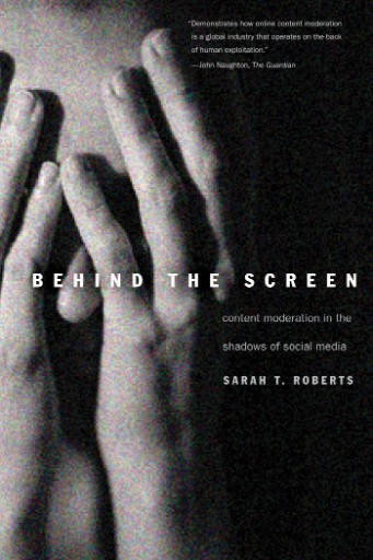 Behind the Screen : Content Moderation in the Shadows of Social Media
