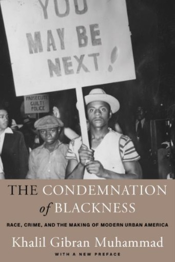 The Condemnation of Blackness : Race, Crime, and the Making of Modern Urban America, With a New Preface