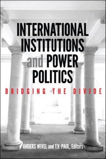 International Institutions and Power Politics : Bridging the Divide