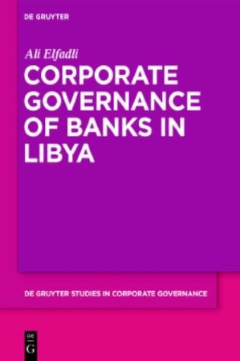 Corporate Governance of Banks in Libya